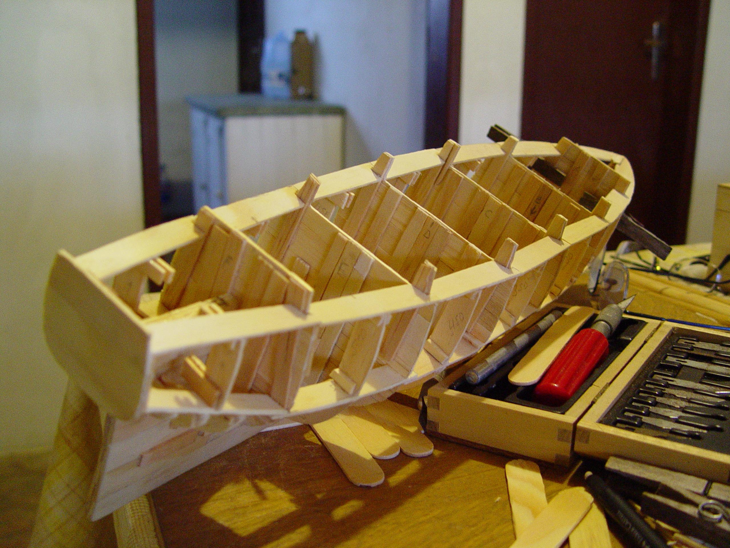 Artesanato Ideias Para Pascoa ~ Artesanato Barco De Madeira Passo A Passo IB04 Ivango